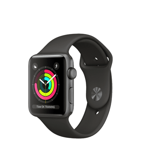 Фото Ремонт Apple Watch Series 3 42mm